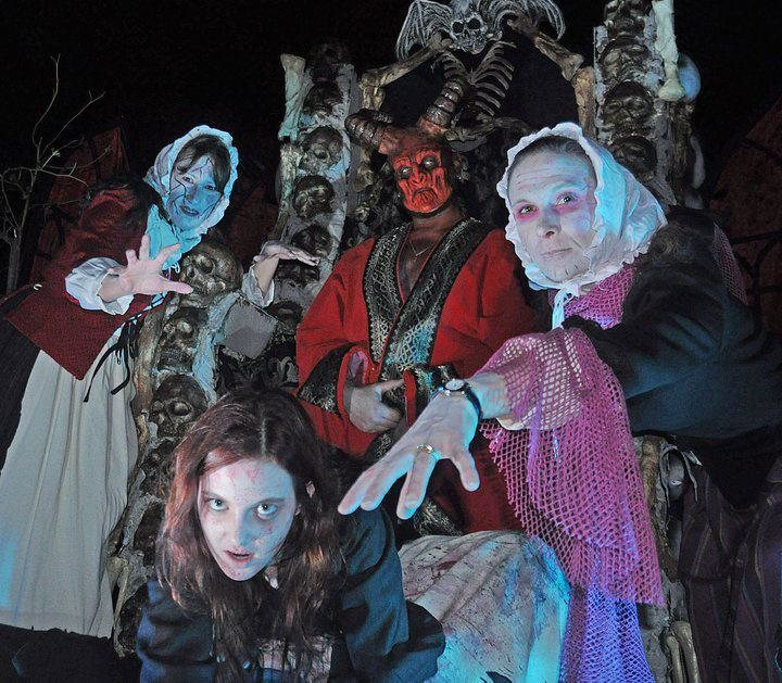 Hudson Valley Haunted Houses